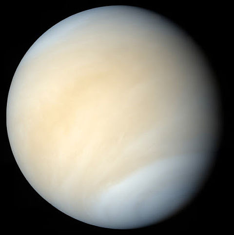 A new mission to Venus? - Part 15 of #TwoMinutesOfSpace with Carsten Borowy