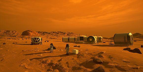 Wie sieht die Zukunft der Raumfahrt aus?