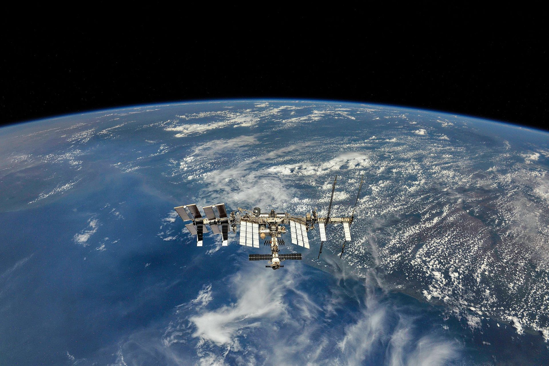 Happy Birthday ISS: OHB feiert 20 Jahre International Space Station