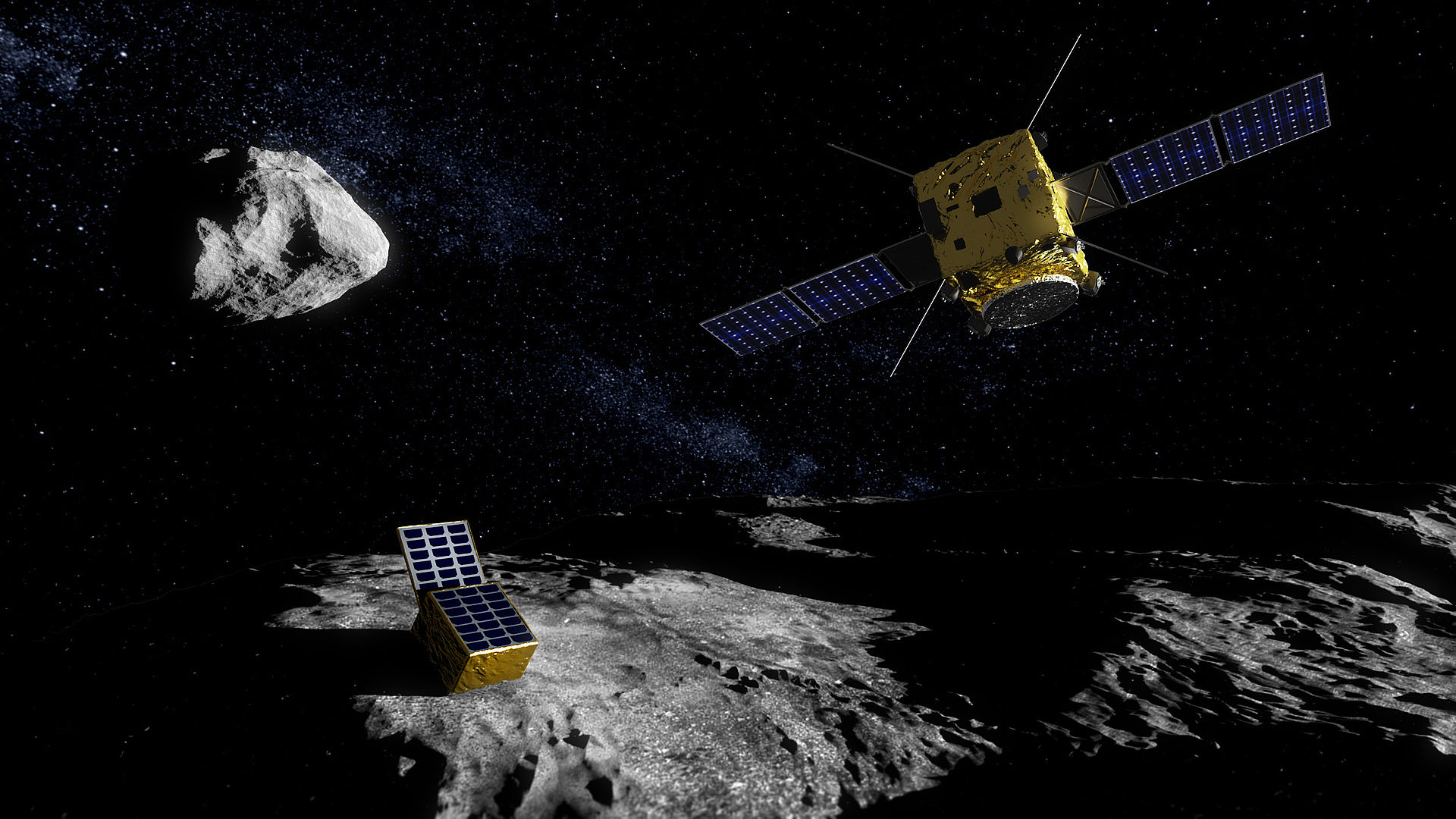 Dangers from space - How we can protect ourselves from asteroid impacts