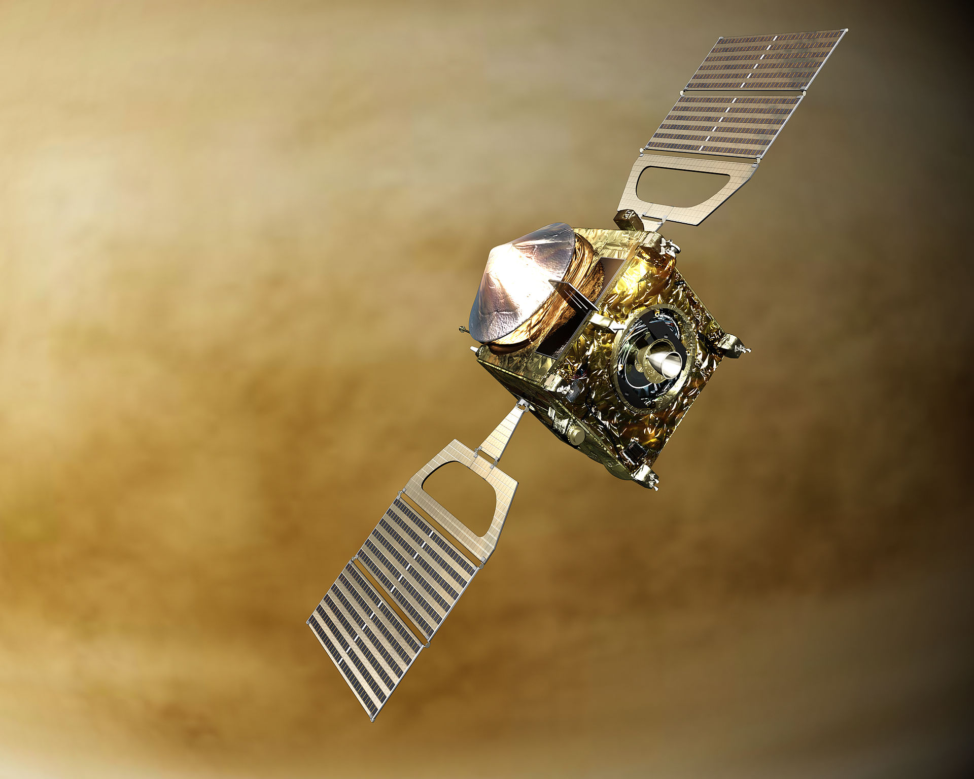 """It is a sensible idea to bring a probe to Venus and even land on the surface"""