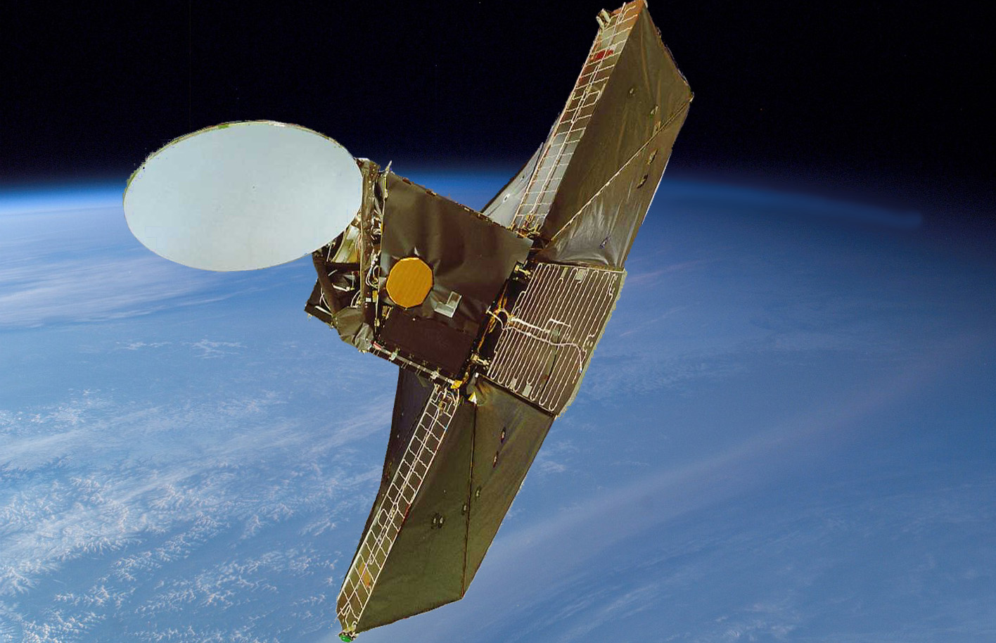 Happy Birthday, Odin! OHB Sweden satellite in service for 18 years