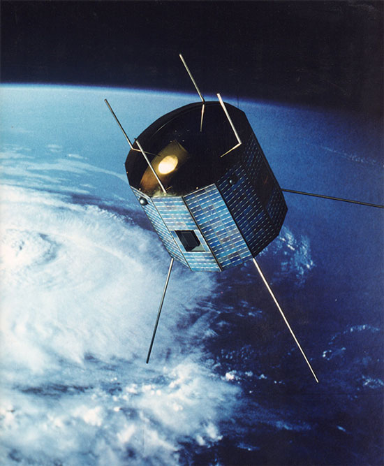 OHB's involvement in the BremSat research satellite marked its first foray its small satellite business.