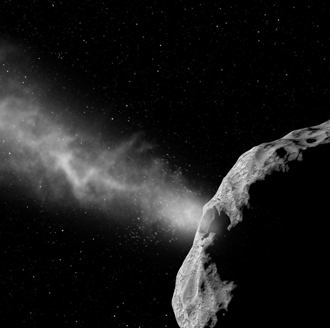 Worlds waiting to be discovered - Asteroid exploration and protection are global tasks