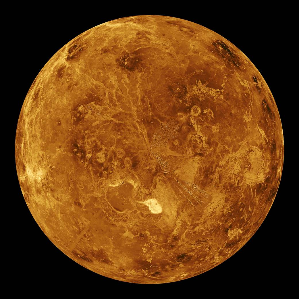 """Our sister planet and each phase of its development provide us with information about our Earth"""